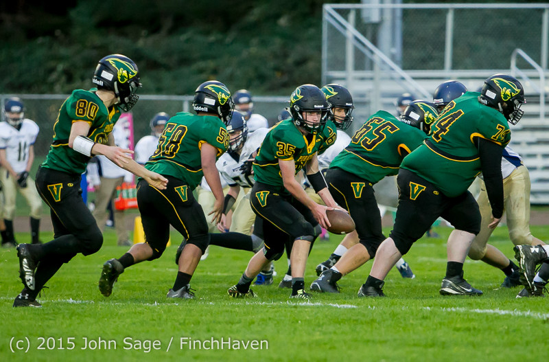 9422 JV Football v West-Seattle 110215