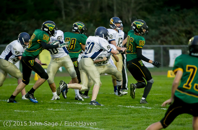 9525 JV Football v West-Seattle 110215