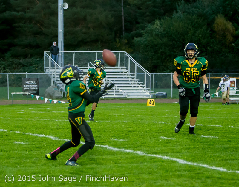 9536 JV Football v West-Seattle 110215