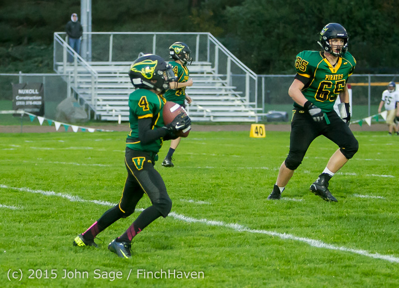 9539 JV Football v West-Seattle 110215