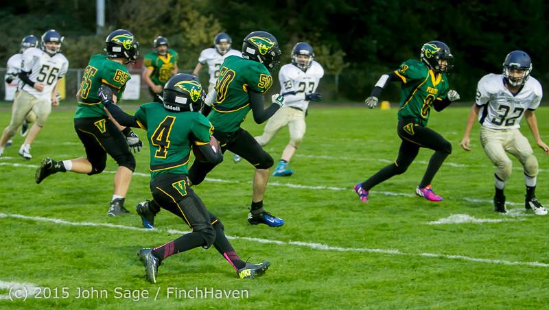 9552 JV Football v West-Seattle 110215