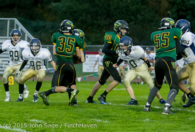 9591 JV Football v West-Seattle 110215