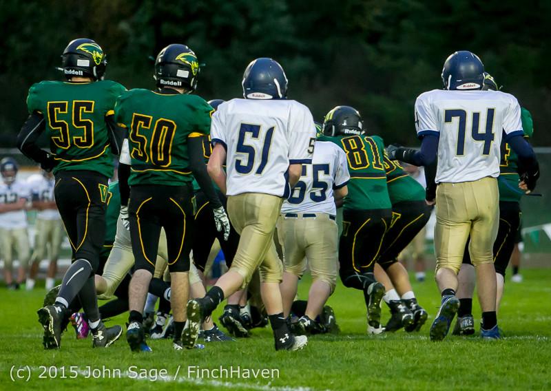 9607 JV Football v West-Seattle 110215