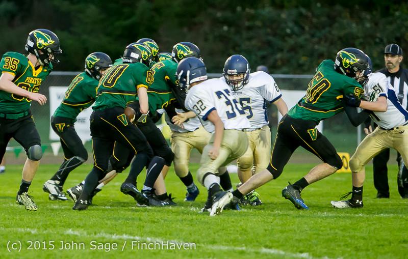 9629 JV Football v West-Seattle 110215