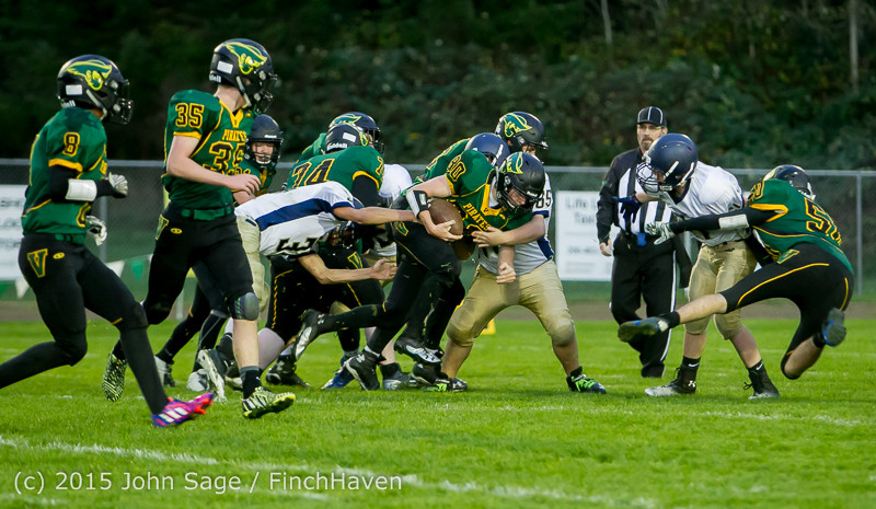 9631 JV Football v West-Seattle 110215