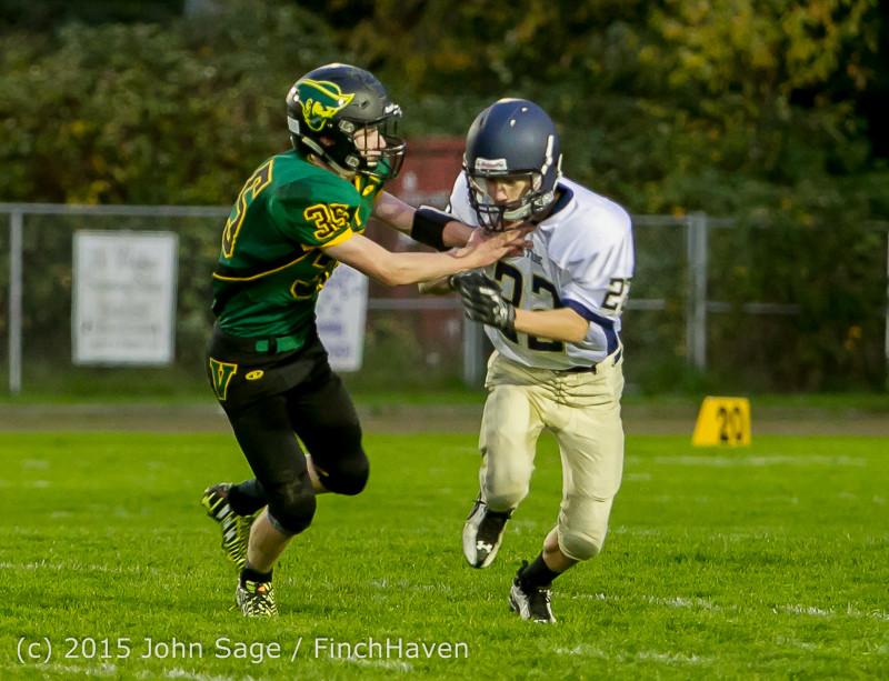 9701 JV Football v West-Seattle 110215