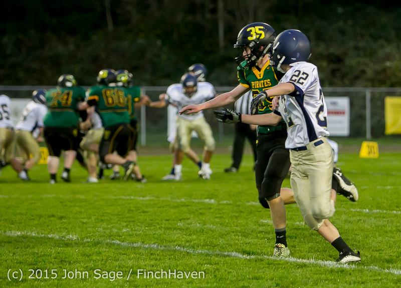 9715 JV Football v West-Seattle 110215