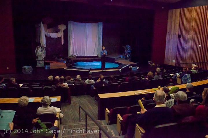 2906 Metamorphoses VHS Theater Arts 02092014