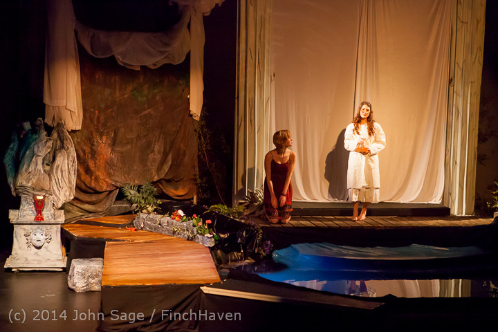 2915 Metamorphoses VHS Theater Arts 02092014