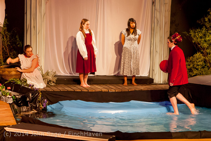 2951 Metamorphoses VHS Theater Arts 02092014