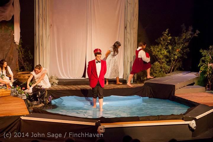 2953 Metamorphoses VHS Theater Arts 02092014