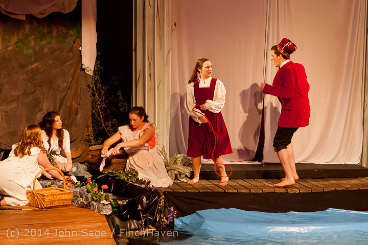 2962 Metamorphoses VHS Theater Arts 02092014