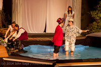 2984 Metamorphoses VHS Theater Arts 02092014