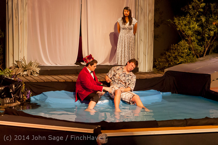 3008 Metamorphoses VHS Theater Arts 02092014