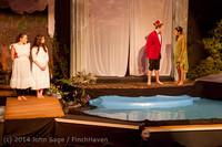 3018 Metamorphoses VHS Theater Arts 02092014