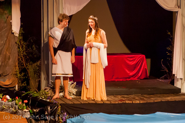 3057 Metamorphoses VHS Theater Arts 02092014