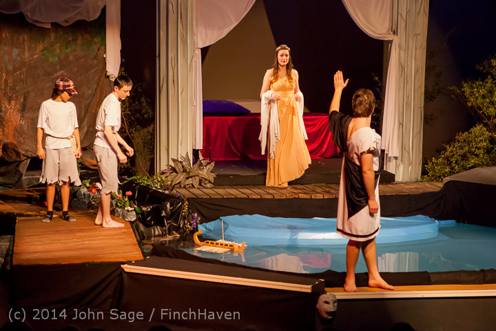 3073 Metamorphoses VHS Theater Arts 02092014
