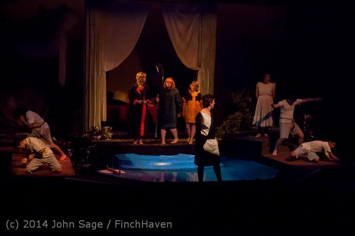 3090 Metamorphoses VHS Theater Arts 02092014