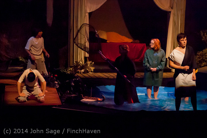 3103 Metamorphoses VHS Theater Arts 02092014