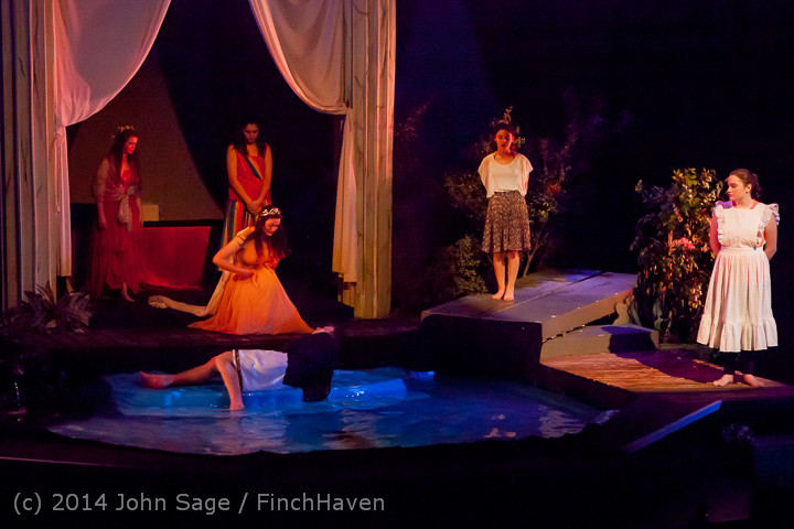 3192 Metamorphoses VHS Theater Arts 02092014