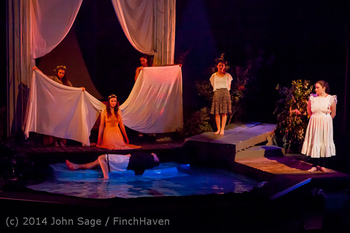 3196 Metamorphoses VHS Theater Arts 02092014