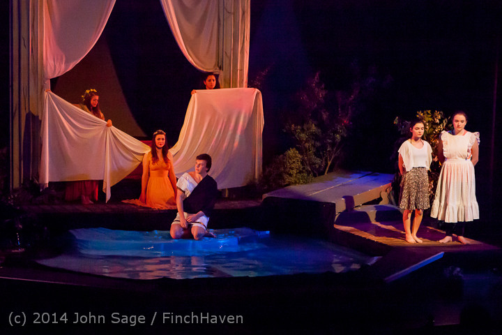 3202 Metamorphoses VHS Theater Arts 02092014
