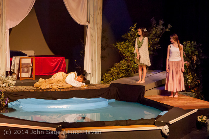 3234 Metamorphoses VHS Theater Arts 02092014