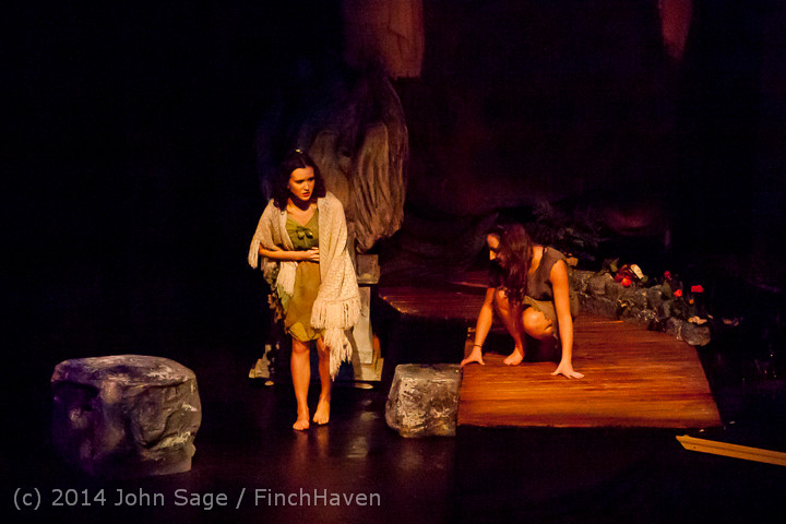 3242 Metamorphoses VHS Theater Arts 02092014