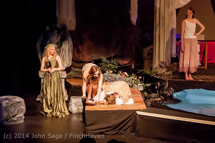 3325 Metamorphoses VHS Theater Arts 02092014