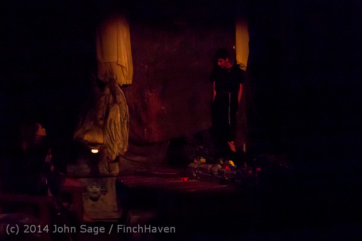 3342 Metamorphoses VHS Theater Arts 02092014