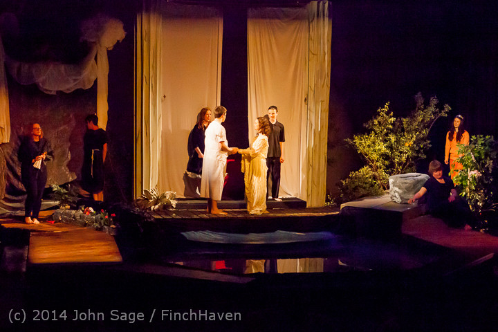 3349 Metamorphoses VHS Theater Arts 02092014