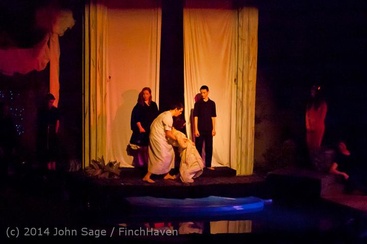 3351 Metamorphoses VHS Theater Arts 02092014