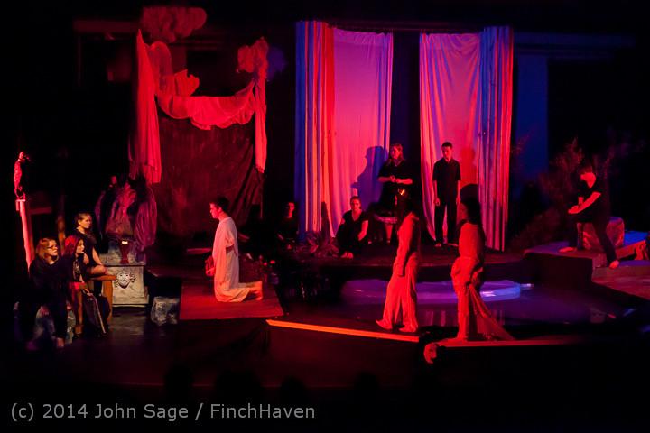 3368 Metamorphoses VHS Theater Arts 02092014