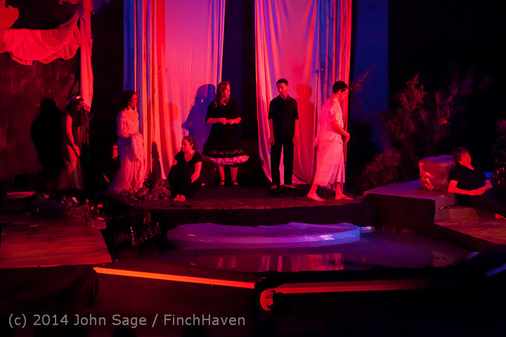 3376 Metamorphoses VHS Theater Arts 02092014