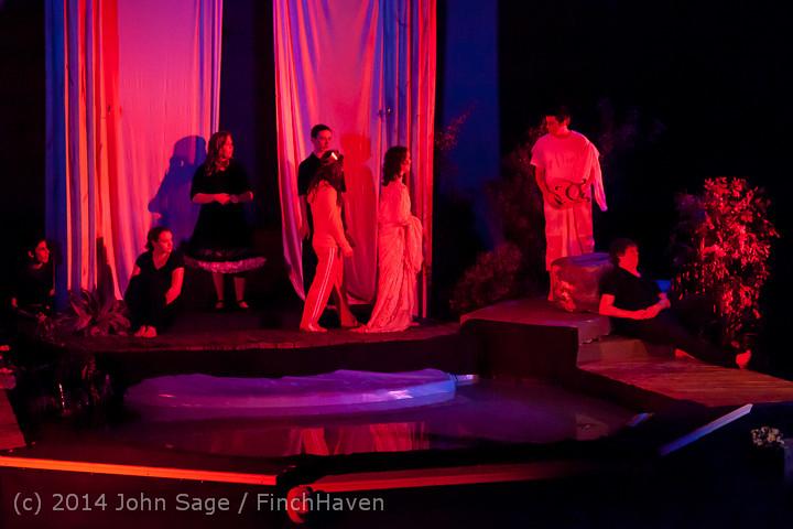 3378 Metamorphoses VHS Theater Arts 02092014