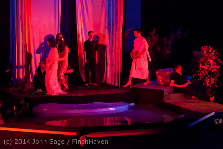3381 Metamorphoses VHS Theater Arts 02092014