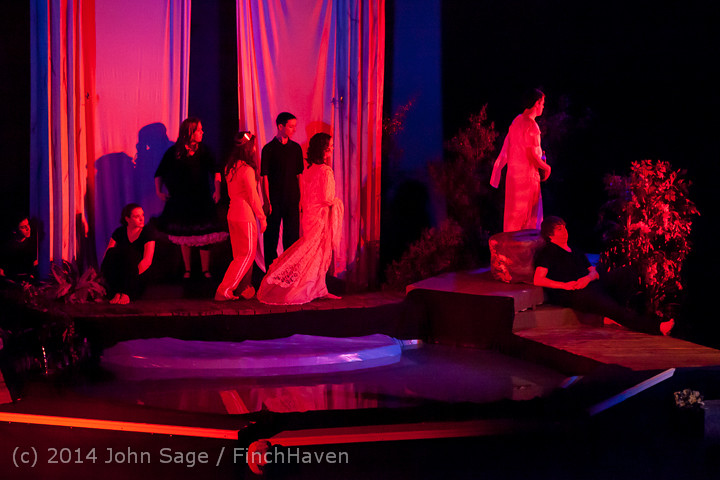 3383 Metamorphoses VHS Theater Arts 02092014