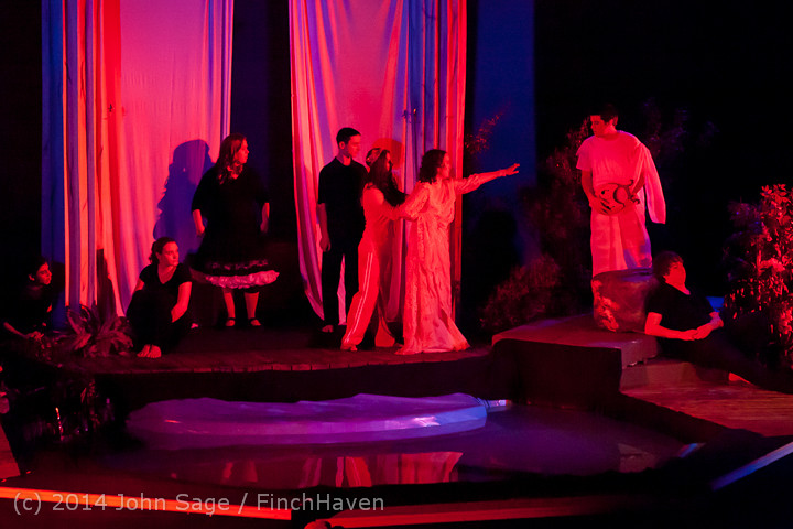 3384 Metamorphoses VHS Theater Arts 02092014