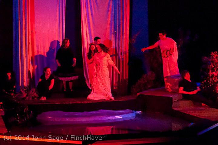 3385 Metamorphoses VHS Theater Arts 02092014