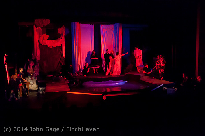 3388 Metamorphoses VHS Theater Arts 02092014