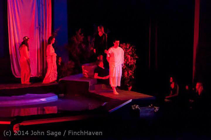 3397 Metamorphoses VHS Theater Arts 02092014