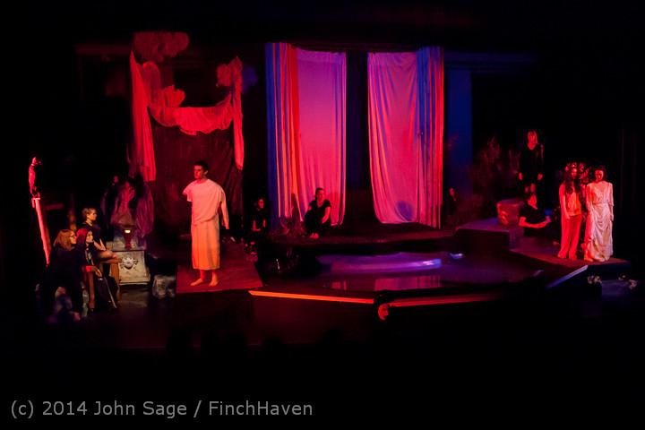 3402 Metamorphoses VHS Theater Arts 02092014