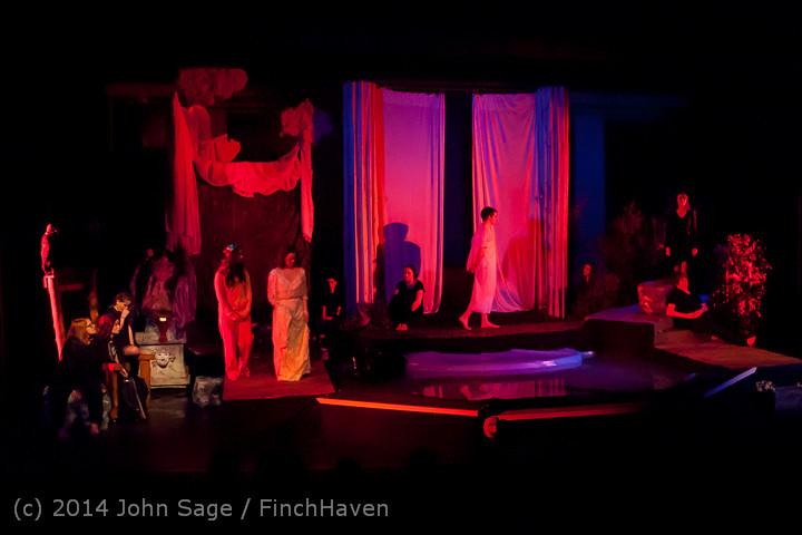 3407 Metamorphoses VHS Theater Arts 02092014