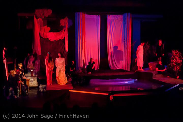 3409 Metamorphoses VHS Theater Arts 02092014