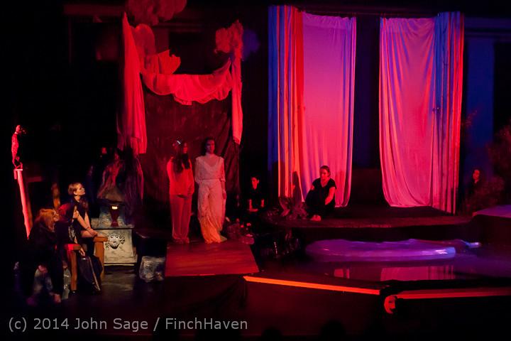 3414 Metamorphoses VHS Theater Arts 02092014