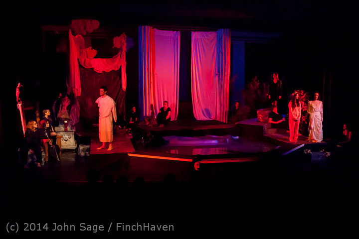 3422 Metamorphoses VHS Theater Arts 02092014