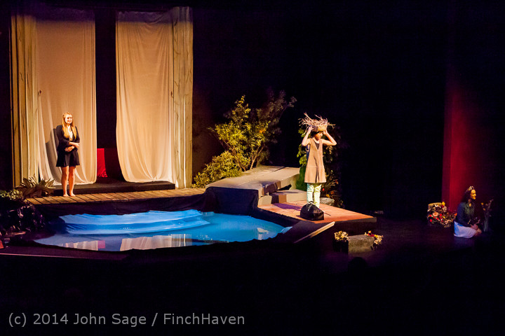 3466 Metamorphoses VHS Theater Arts 02092014