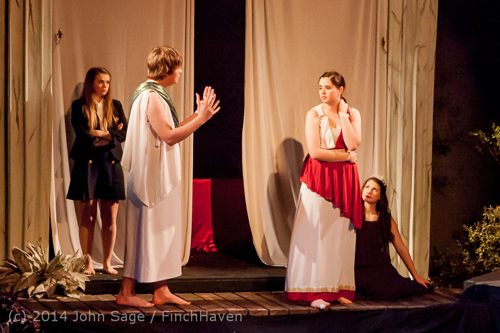 3558 Metamorphoses VHS Theater Arts 02092014