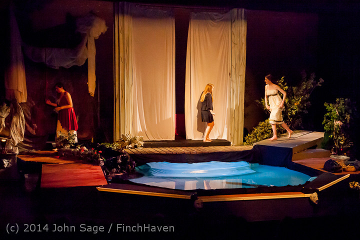 3565 Metamorphoses VHS Theater Arts 02092014