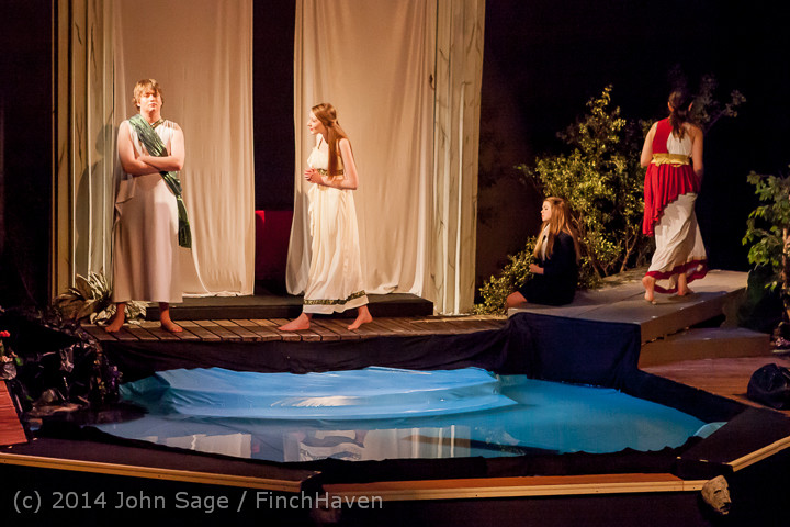 3579 Metamorphoses VHS Theater Arts 02092014